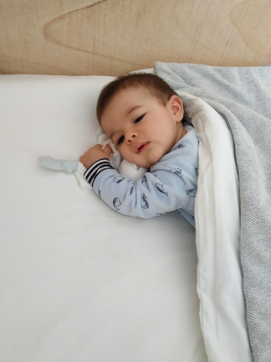Dicas para o bebé dormir melhor